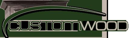 Custom Wood Cabinets Logo